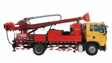Truck Mounted Multi Function Engineering Drilling Machine 150m Civil Building Water Well M150
